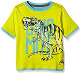 Hatley Boy's Dino Mite Short Sleeve Graphic T-Shirt