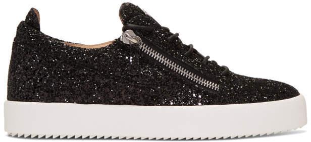 c6ce6d816259c Giuseppe Zanotti Black Men's Sneakers | over 500 Giuseppe Zanotti Black  Men's Sneakers | ShopStyle