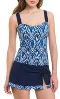 Profile By Gottex Java D Cup Tankini Top