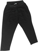 Humanoid Black Trousers for Women