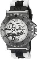 Star Wars Men's STM1150 Analog Display Analog Quartz Watch