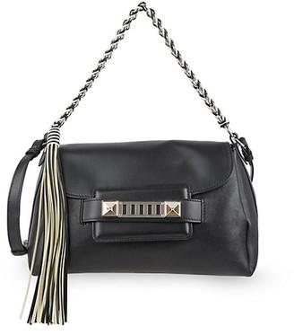 Proenza Schouler Leather Chain Shoulder Bag