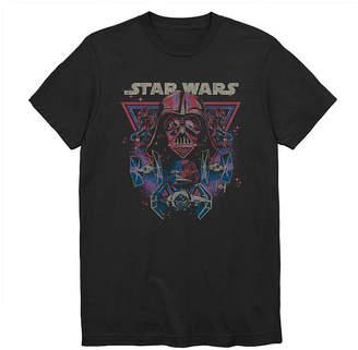 Star Wars Novelty T-Shirts Big and Tall Mens Crew Neck Short Sleeve Graphic T-Shirt
