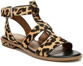 Franco Sarto Ankle-Strap Calf Hair Sandals - Moni 2