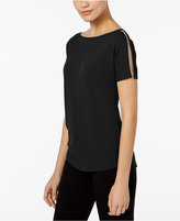 MICHAEL Michael Kors Embellished Top