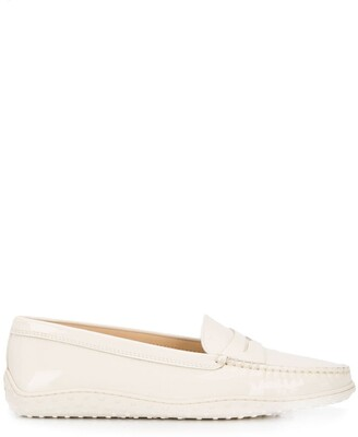 Tod's Penny Strap Driving Loafers