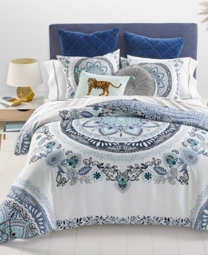 Martha Stewart Closeout! Whim by Collection Traveler Medallion 2-Pc. Twin/Twin Xl Comforter Set, Created for Macy's Bedding