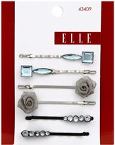 Elle 6-Pack Mixed Bobby Pins