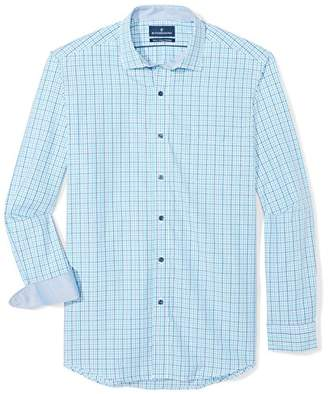Buttoned Down Men's Classic Fit Spread-Collar Supima Cotton Dress Casual Shirt