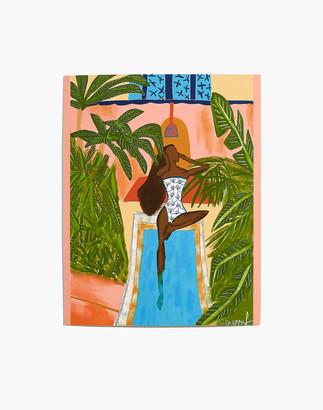 Madewell DIARRABLU Bayeku in Marrakech Art Print