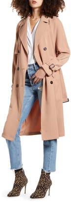 Vero Moda Donna Long Trench Coat