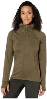 The North Face Canyonlands Hoodie (New Taupe Green Heather) Women's Coat