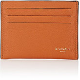 Givenchy Men's Leather Card Case-TAN