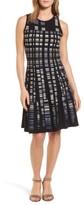 Nic+Zoe Women's Crystal Cove Twirl Fit & Flare Dress