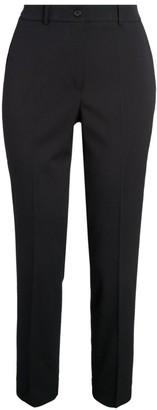 Michael Kors Samantha Stretch-Wool Pants