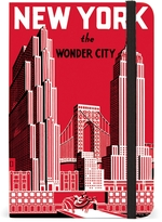 Cavallini & Co. New York: The Wonder City Notebook