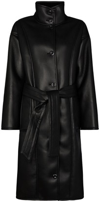Stand Studio Krista wrap coat