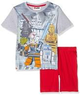 FABTASTICS Boy's James Pyjama Set,(Manufacturer Size: 8Y/CM)