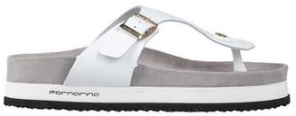 Fornarina Toe strap sandal