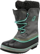 Sorel Youth Yoot Pac Nylon Quarry Dolphin Textile Boots 5 US