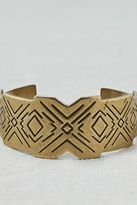 American Eagle Outfitters AE Etched Cuff