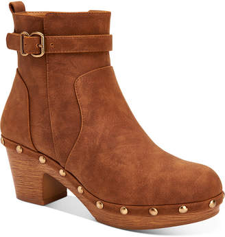 Style&Co. Style & Co Tyya Booties, Women Shoes