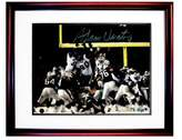 Steiner Sports Adam Vinatieri Autographed 'Snow Kick' Photo Frame