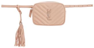 Saint Laurent Pink Lou Belt Bag