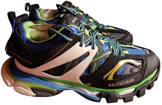 Balenciaga Track Multicolour Polyester Trainers