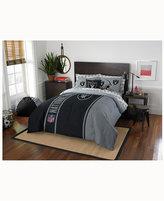 Northwest Company Oakland Raiders 7-Piece Full Bed Set
