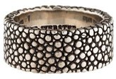 Stephen Webster Rayskin Textured Band Ring