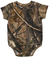Code V Infant Officially Licensed Realtree Camouflage Bodysuit