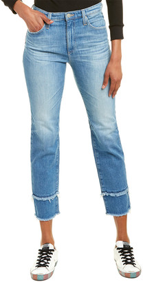 AG Jeans Isabelle 13 Years Awesome High-Rise Straight Crop