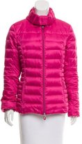 Emilio Pucci Quilted Down Coat