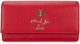 Gucci blind for love wallet - women - Leather - One Size