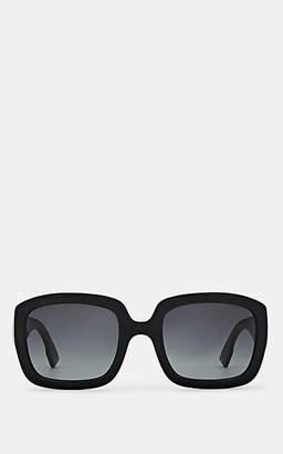 """Christian Dior Women's """"DDior"""" Sunglasses - Black"""