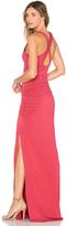 Krisa Open X-Back Maxi Dress