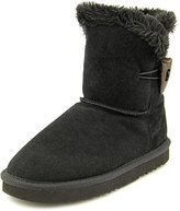 Style&Co. Style & Co. Women's Tiny Faux-Fur Suede Boots in Size 6