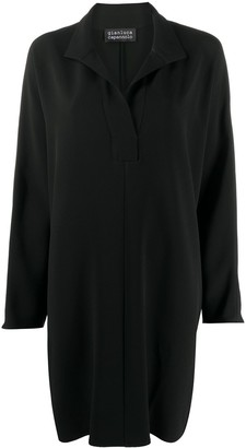 Gianluca Capannolo Loose Fit Shirt Dress