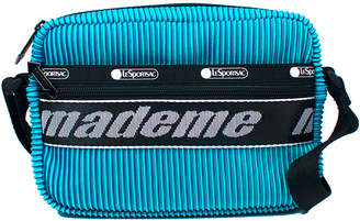 Mademe X Lesportsac Lenticular Mesh Box Cross Body Bag