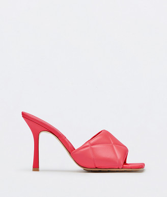 Bottega Veneta Rubber Lido Sandals