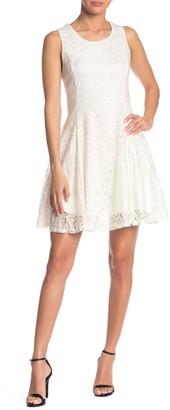 Papillon Full Lace Tank Dress