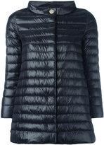 Herno straight collar padded jacket - women - Polyamide/Goose Down - 42