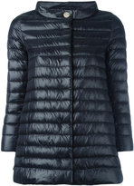 Herno straight collar padded jacket