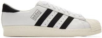 adidas Off-White Superstar 80s Recon Sneakers