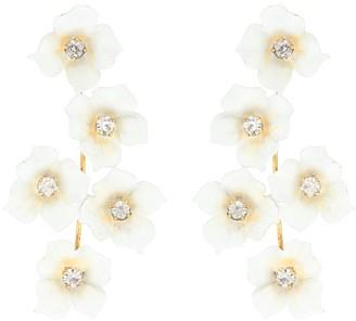 Jennifer Behr Pia embellished earrings