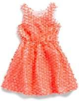 Billieblush Billie Blush Girls Cotton Organza Dress
