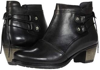 Eric Michael Casey (Black) Women's Boots