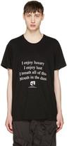 Julius Black 'I Enjoy Luxury' T-Shirt