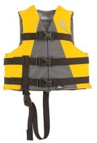 Stearns Youth Watersport Classic Life Jacket, Yellow - 30-50 lbs